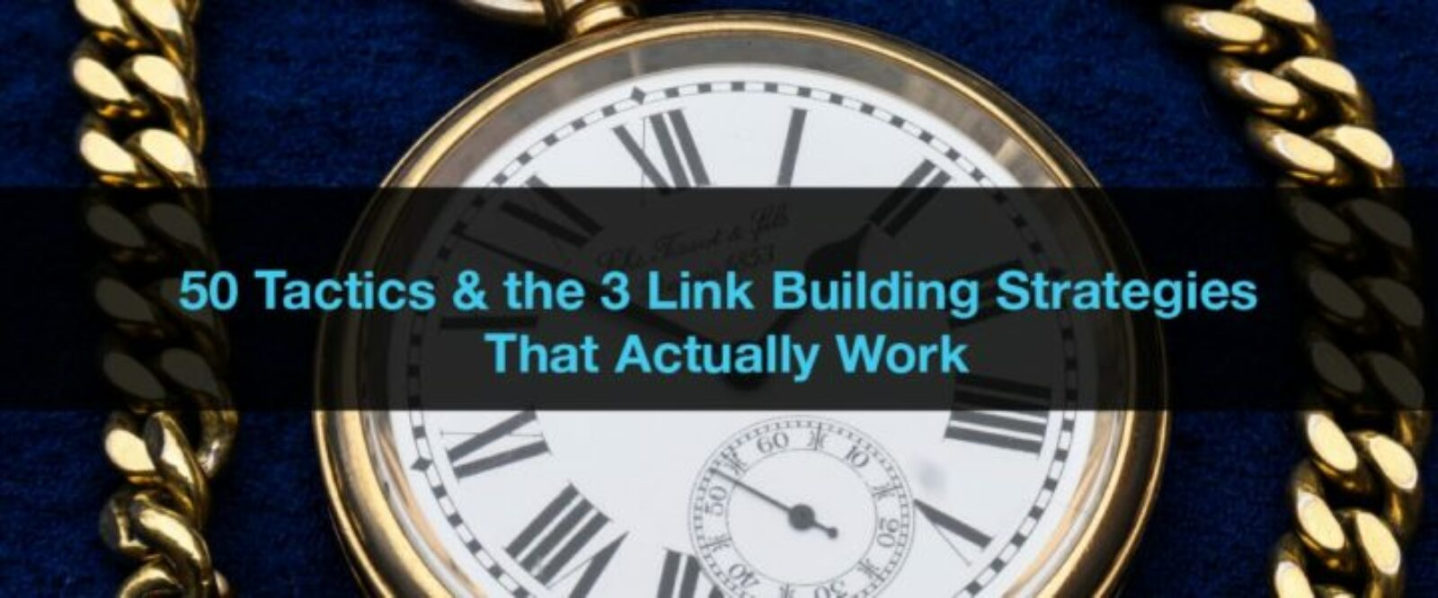 Link Building That Actually Works